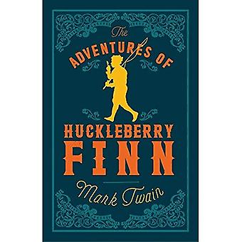 Adventures of Huckleberry Finn (Alma Classics Evergreens)