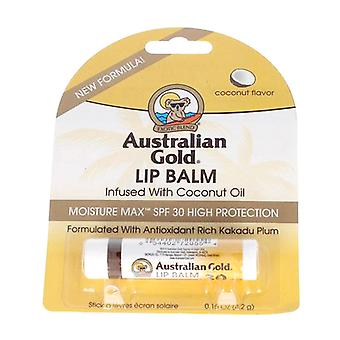 Leppepomade australsk gull Spf 30 (4