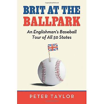 Brit at the Ballpark: Anglik Baseball Tour wszystkich 50 państw