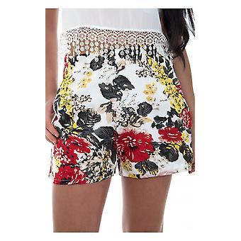 Katerina Floral Shorts