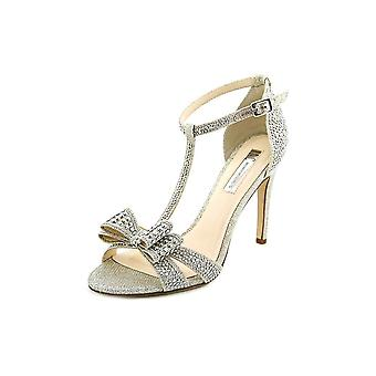 INC International Concepts Womens Reesie2 Open Toe Formal Ankle Strap Sandals