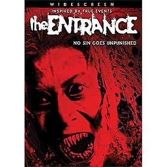 The Entrance (2006) DVD Movie Jerry Wasserman