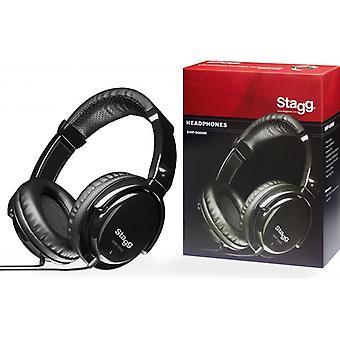 Pro DJ/Monitor Stereo Headphones