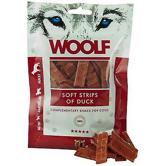 Woolf Soft strips of Duck (Dogs , Treats , Natural Treats)