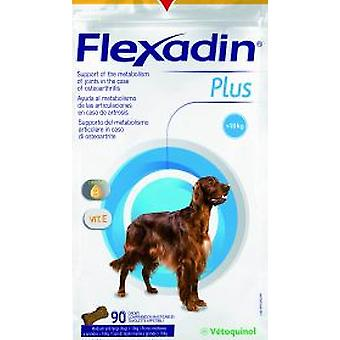 Vétoquinol Supplement Flexadin Plus Max for Medium and Large Dogs (Dogs , Supplements)