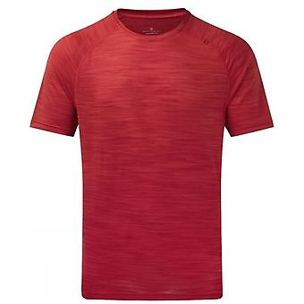 Ron Hill Mens Infinity Air Dry Short Sleeve Running T Shirt