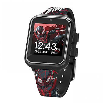 Miles Morales Spider-Man Accutime InteraktivE Barn Watch