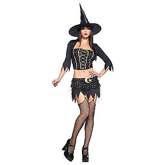 Sexy Lady Witch Costume for women