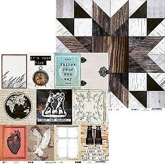 Piatek13 - Paper Soulmate 05 P13-MAT-05 12x12