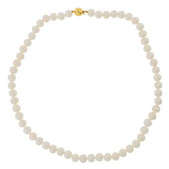 TOC  Cream Freshwater Cultured Symmetrical Pearl 17