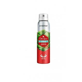 Old Spice Citron Spray Deodorant 2x150 ml