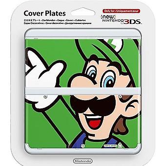 Nintendo New 3DS Cover Plate Luigi