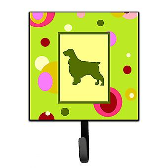 Carolines Treasures  CK1030SH4 Field Spaniel Leash Holder or Key Hook