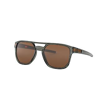 Oakley Latch Beta OO9436 03 Olive Ink/Prizm Tungsten Sunglasses