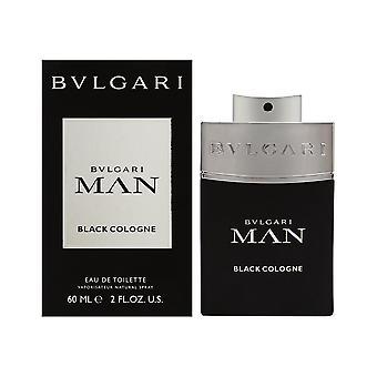 Bvlgari man in black cologne 2.0 oz eau de toilette spray