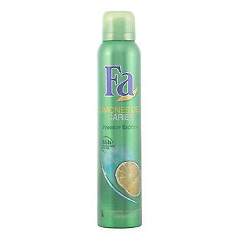 Caribbean Lemon Deodorant Fa (200 ml)