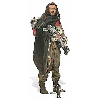 Baze Malbus Rogue One: A Star Wars Story Lifesize Cardboard Cutout / Standee