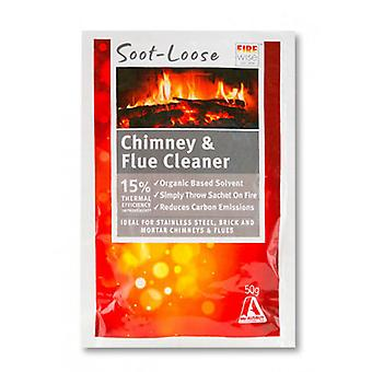 RubbedIn Soot Loose Chimney & Flue Cleaner