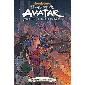 Avatar - The Last Airbender - Imbalance Part Three by Faith Erin Hicks