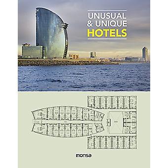 Unusual & Unique Hotels by Patricia Martinez - 9788416500154 Book