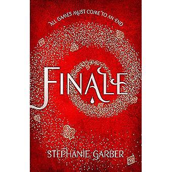 Finale - Caraval Series Book 3 by Stephanie Garber - 9781473666764 Book