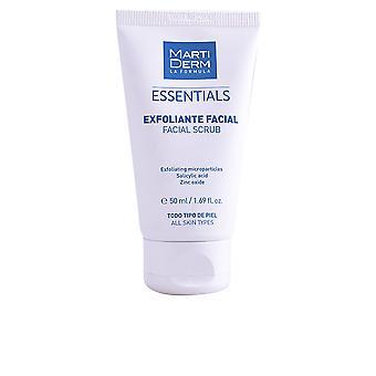 Martiderm Face Scrub Exfoliating Microparticles 50 Ml Unisex