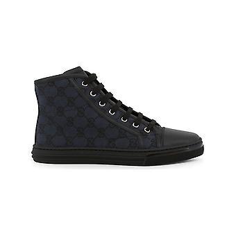 Gucci - Zapatos - Zapatillas - 426186_KQWM0-1948 - Mujeres - Schwartz - EU 38.5