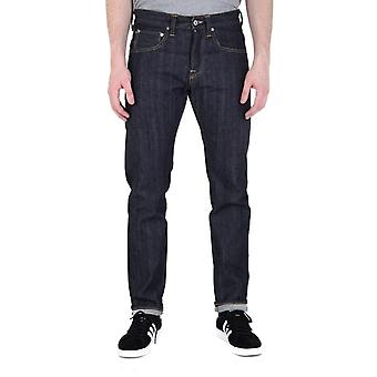 Edwin ED-55 Red Listed Selvage Denim Regular Tapered Jeans