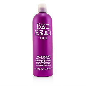 Bed head fully loaded massive volume shampoo 221281 750ml/25.36oz