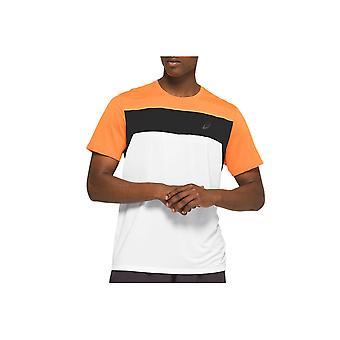 Asics Race Top Tee 2011A781100 universal Sommer Männer T-shirt