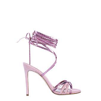 Paris Texas Px205xsapsrosa Women's Pink Leather Sandals