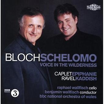 Bloch - Schelomo [CD] USA import