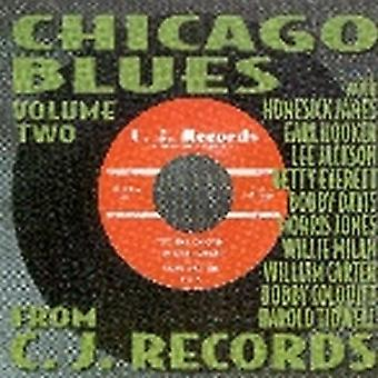 Various Artist - Chicago Blues From C.J. Records 2 [CD] USA import