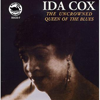 Ida Cox - Uncrowned Queen of Blues [CD] USA import