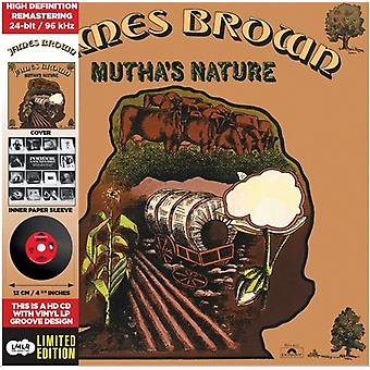 James Brown - Mutha's Nature [CD] USA import