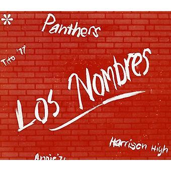 Los Nombres - Los Nombres [CD] USA import