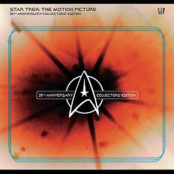 Various Artists - Star Trek-20th Anniversary Col [CD] USA import
