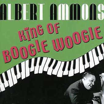Albert Ammons - kongen af Boogie Woogie [CD] USA import