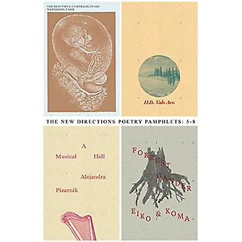 Poetry Pamphlets 5-8 by Hilda Doolittle - 9780811221221 Book