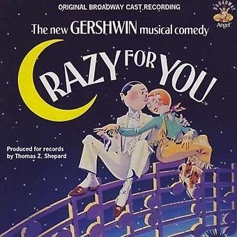 Cast Recording - Crazy for You [CD] USA import