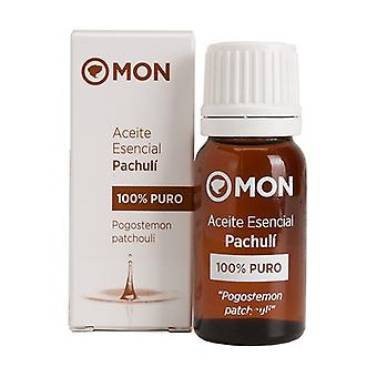 Patchouli Essential Oil Ecocert 12 ml of essential oil (100%)
