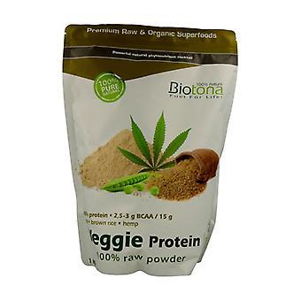 Kasvisproteiini Raaka Bio 1 kg