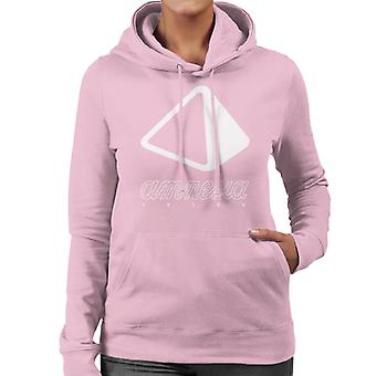 Amnezi Ibiza Logo Kadın's Kapüşonlu Sweatshirt