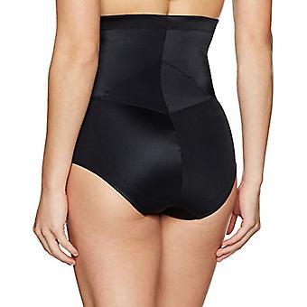العلامة التجارية - أرابيلا المرأة & ق منحنى تعريف shapewear موجز, أسود, XX-Large
