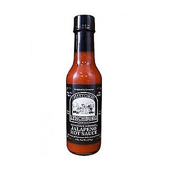 Sauce piquante historique Lynchburg Jalapeno