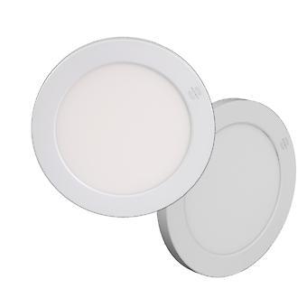 Jandei Downlight LED 18W 3 Farben in 1, Bewegungssensor, Einbau- und Weißrahmenfläche 110 lm/w für Gang, Büro, Flur, Durchgangsbereich, etc...