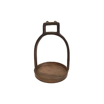 Stirrup Antique Copper M