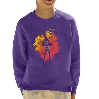 Faye Valentine Cowboy Bebop Kid's Sweatshirt