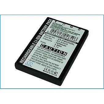 Batterij voor Panasonic BX-B3030 CE-3030 WX-B3030 Attune 3020 3050 WX-H3030 T3020