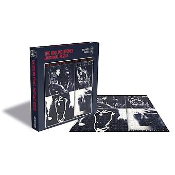 Rocksaws - emotional rescue - rolling stones 500pc puzzle